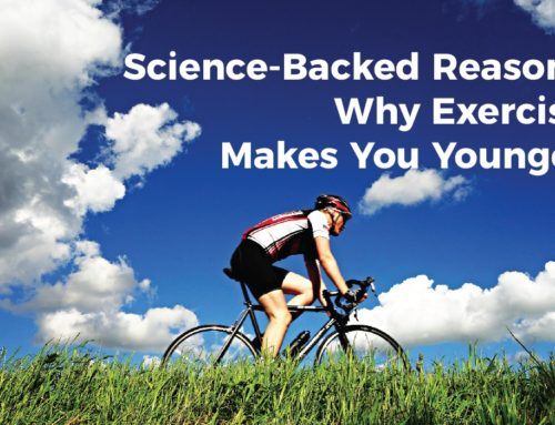 Science-Backed Reasons Why Exercise Makes You Younger