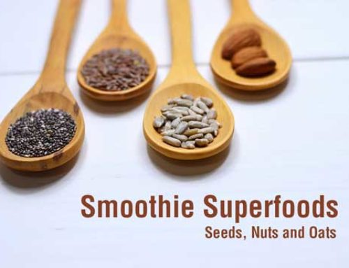 Smoothie Superfoods: Seeds, Nuts, and Oats
