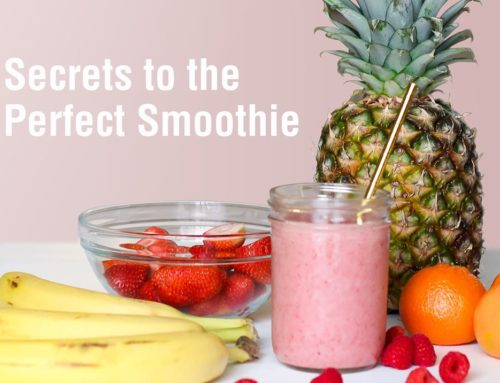 Secrets to the Perfect Smoothie