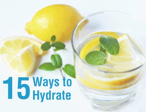 15 Ways to Hydrate (That Aren't Plain Water)
