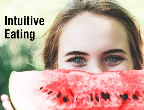 The Ultimate Non-Diet: Intuitive Eating